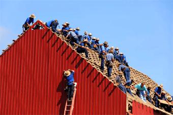 Roofing, Ceilings & Gutters