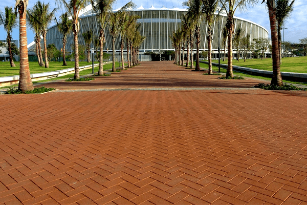 Industrial Paving