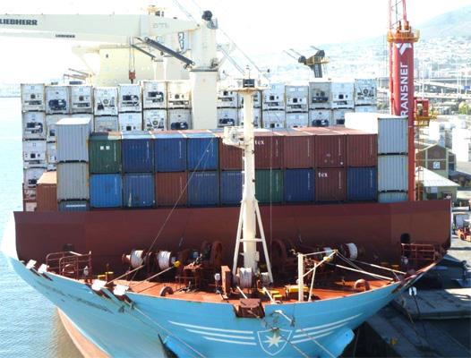 Movit Mobility Cargo Ship