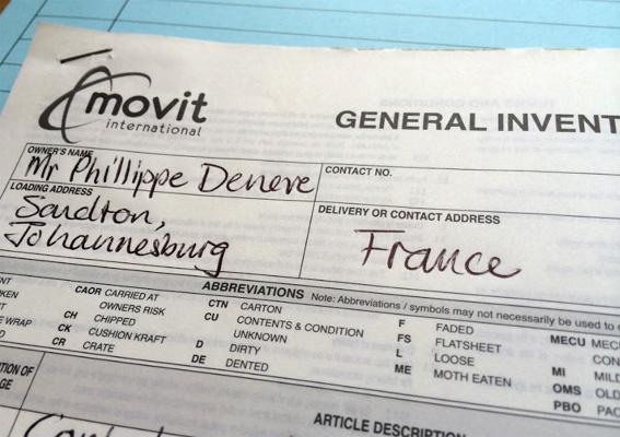 Movit Mobility Receipt