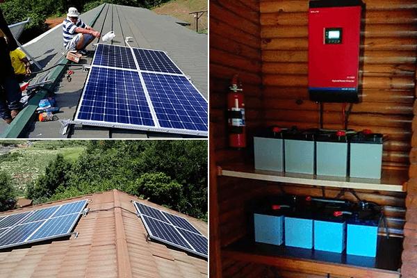 German Solar Services