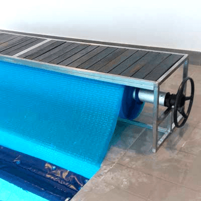 Pool Roll Up Stations