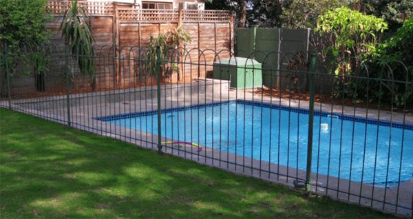 Ferro Art Pool and Garden Fencing