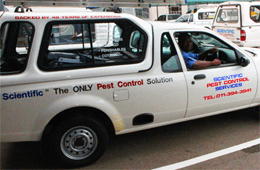 Scientific Pest Control Services