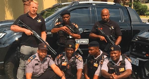 Savika Armed Response