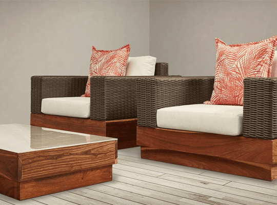 Furniture - Indoor, Outdoor & Custom