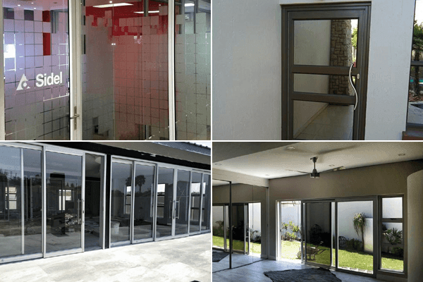 Glass and Aluminium Windows and Doors