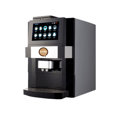 The Bellissimo Dual Tea and Coffee Vending Machine