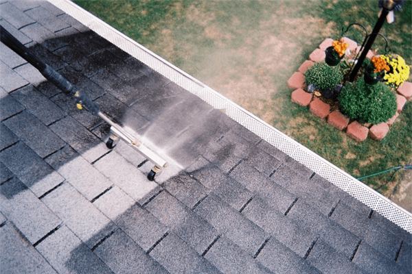 Roof Cleaning & Painting