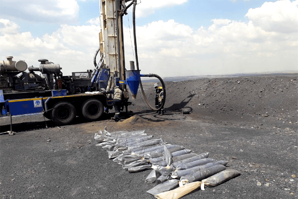 Ubuntu Rock Drilling