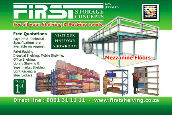 First Storage Concepts