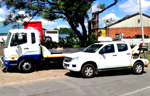 HERS Towing