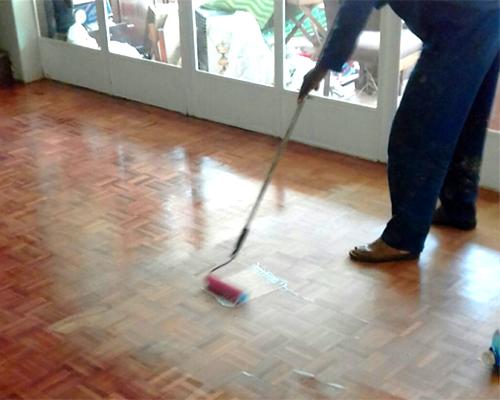 Wooden Floor Installations
