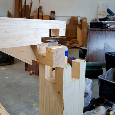 Onsite Timber Joinery