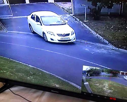Off-site CCTV