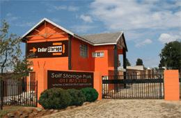 Cedar Storage